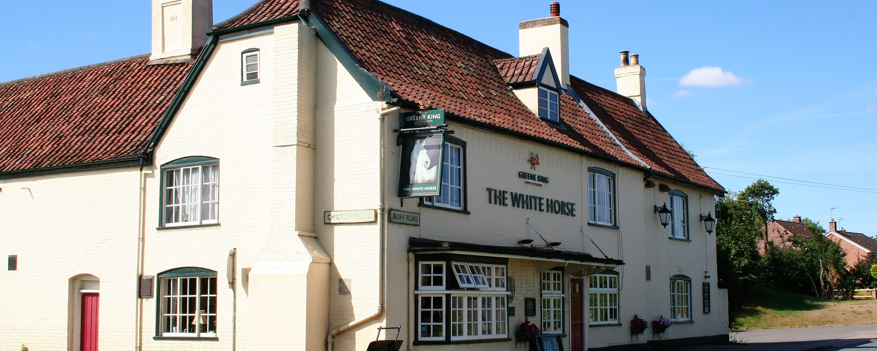 Home The White Horse At Beyton